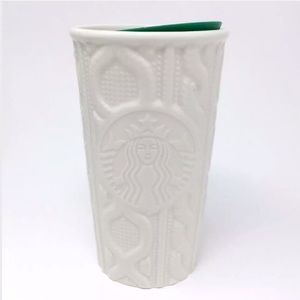 Starbucks Double Wall Traveler,Cable Knit Sweater